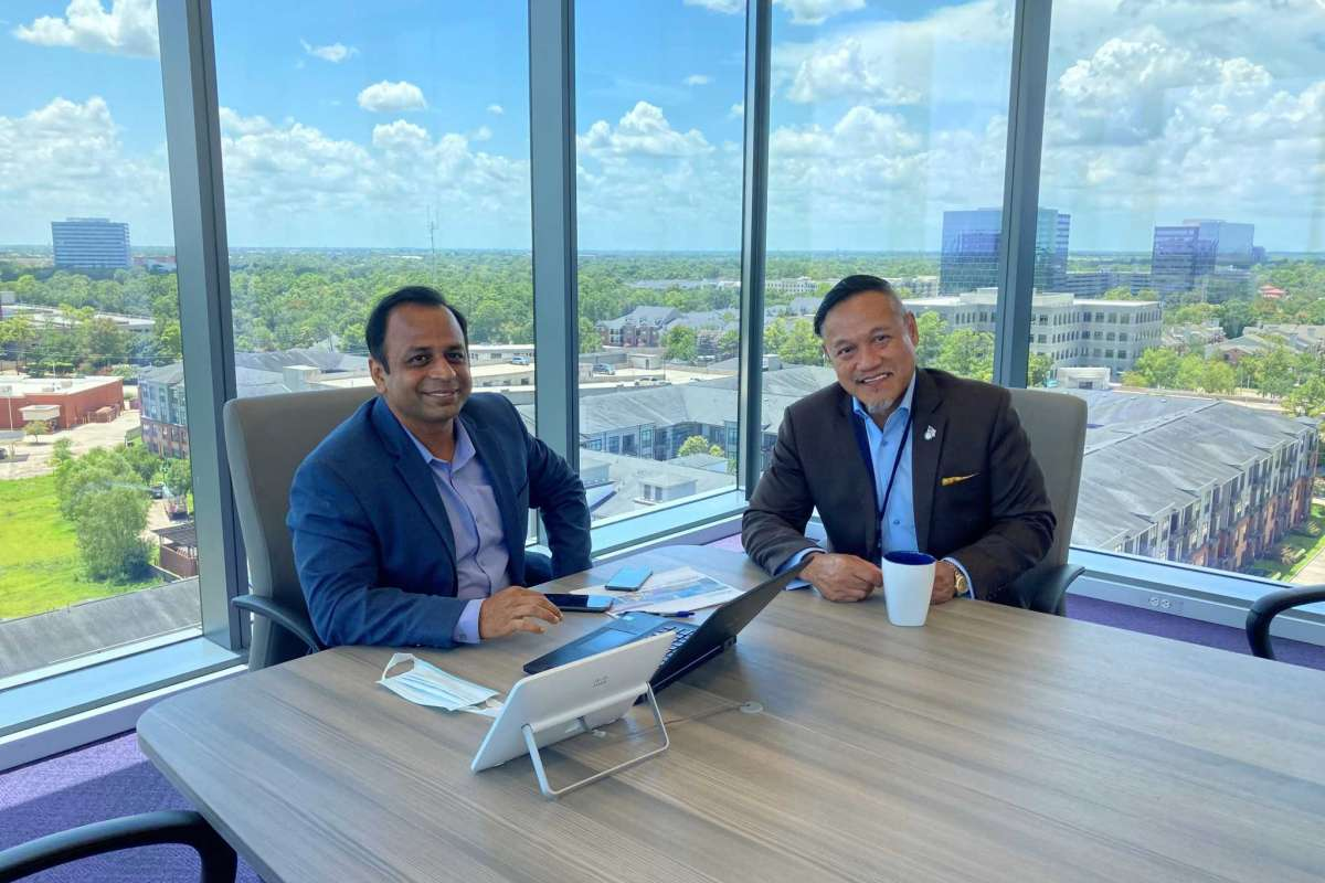 Singapore company sets up shop in Houston with eye on U.S. LNG market