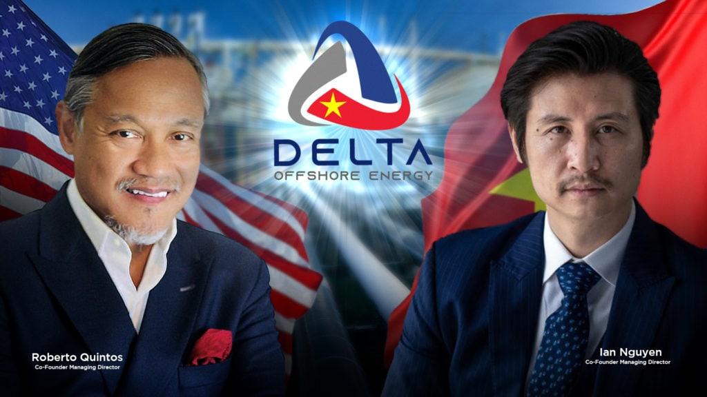 Roberto Quintos, Co-Founder Managing Director and Ian Nguyen Co-Founder Managing Director