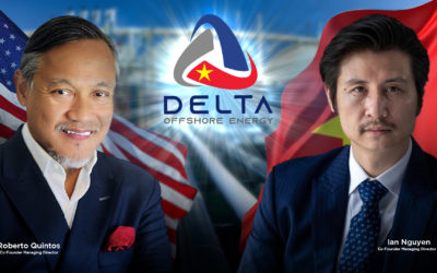 Continuing to support energy innovation, the US Department of Commerce provides advocacy for Delta Offshore Energy Project