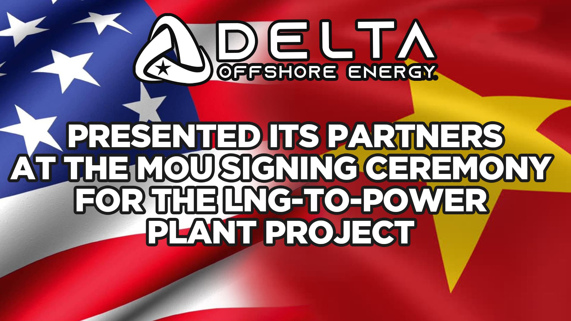 Continuing to support energy innovation, US Department of Commerce provides advocacy for Delta Offshore Energy Project