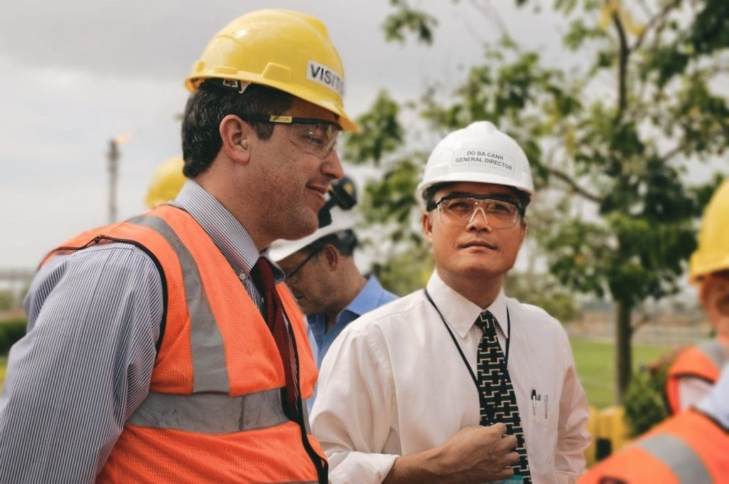 Mr. Canh Ba Do has been appointed as General Manager to lead the 3.2 GW Power Plant subsidiary.